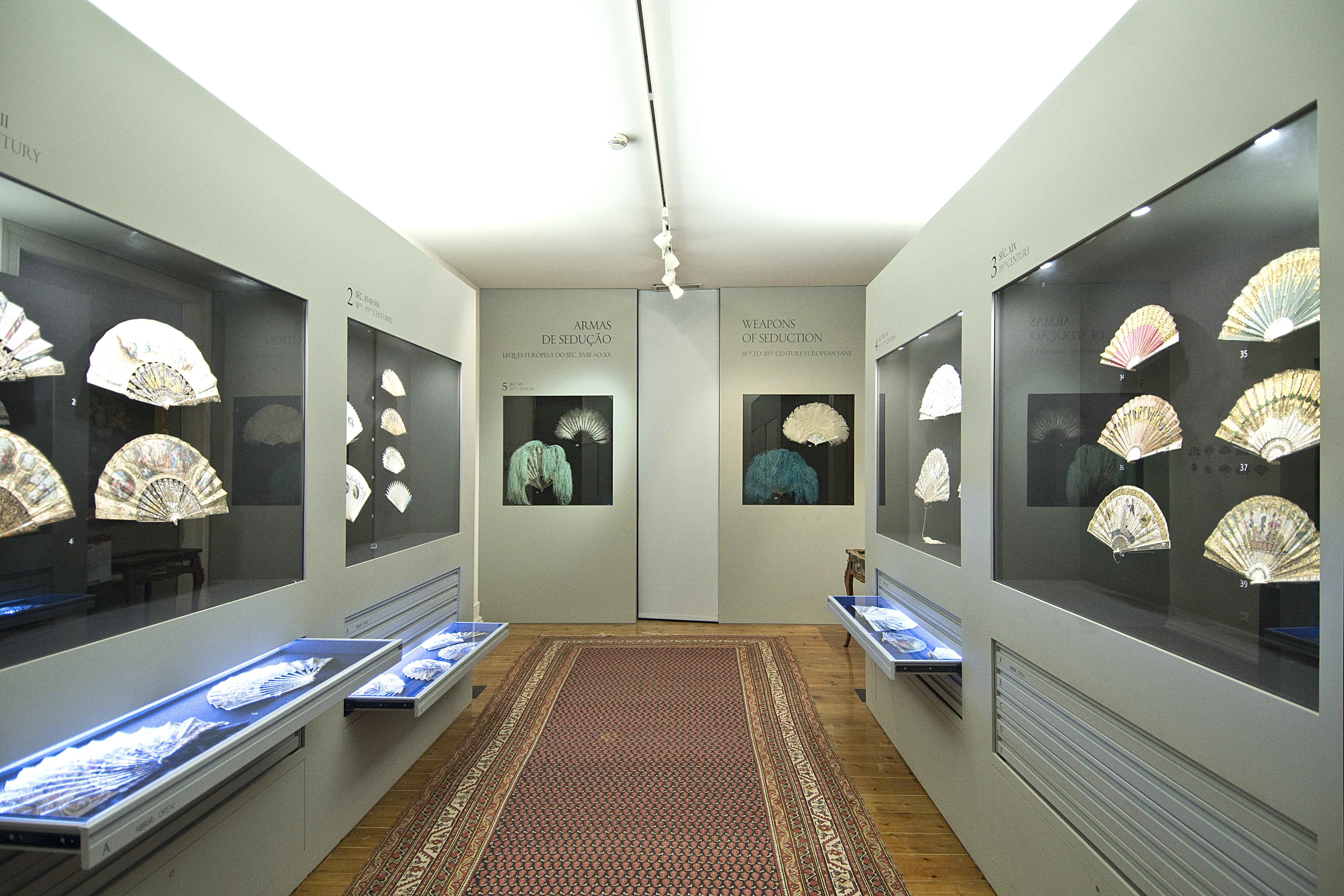 6a5f9b1ffb7 Abertura da Nova Sala dos Leques - Casa-Museu Medeiros e Almeida