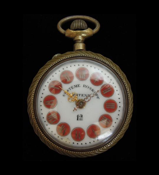 """54360e25e55 """"Proporcionar ao trabalhador um relógio barato"""
