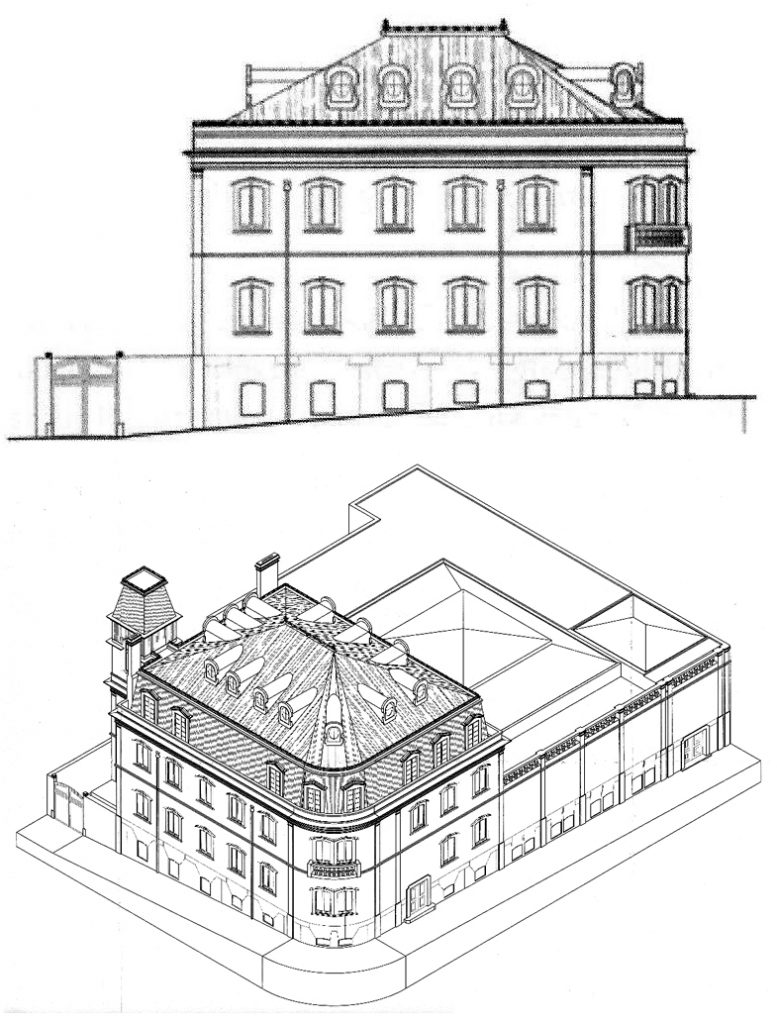Casa Museu Edifício
