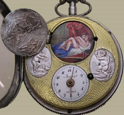 Relógio erótico FMA 7745