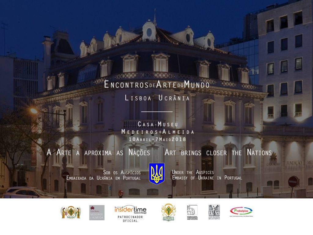 b16f298d571 Encontros de Arte do Mundo em Lisboa - Ucrânia - Casa-Museu Medeiros e  Almeida