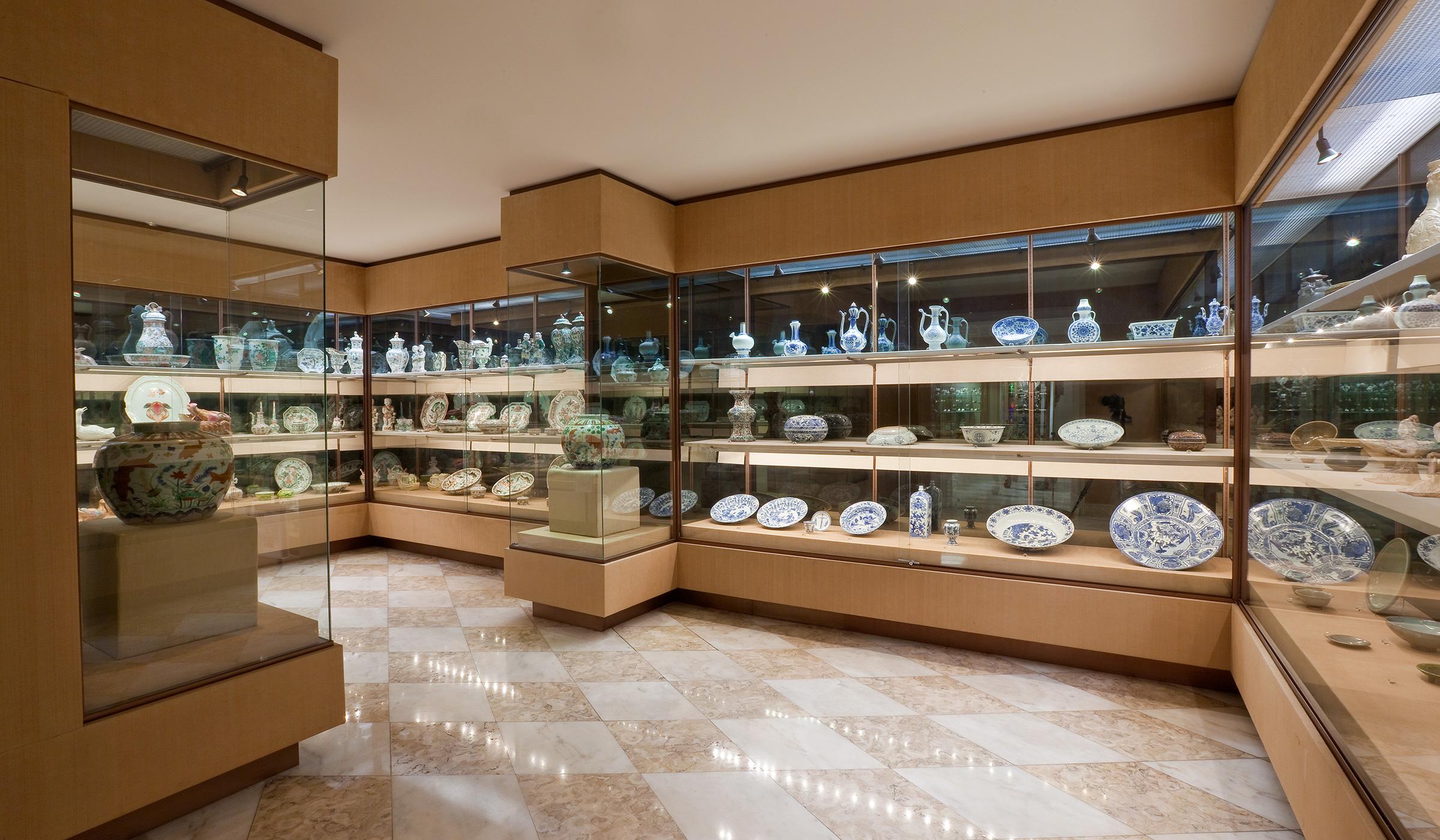 Sala das Porcelanas