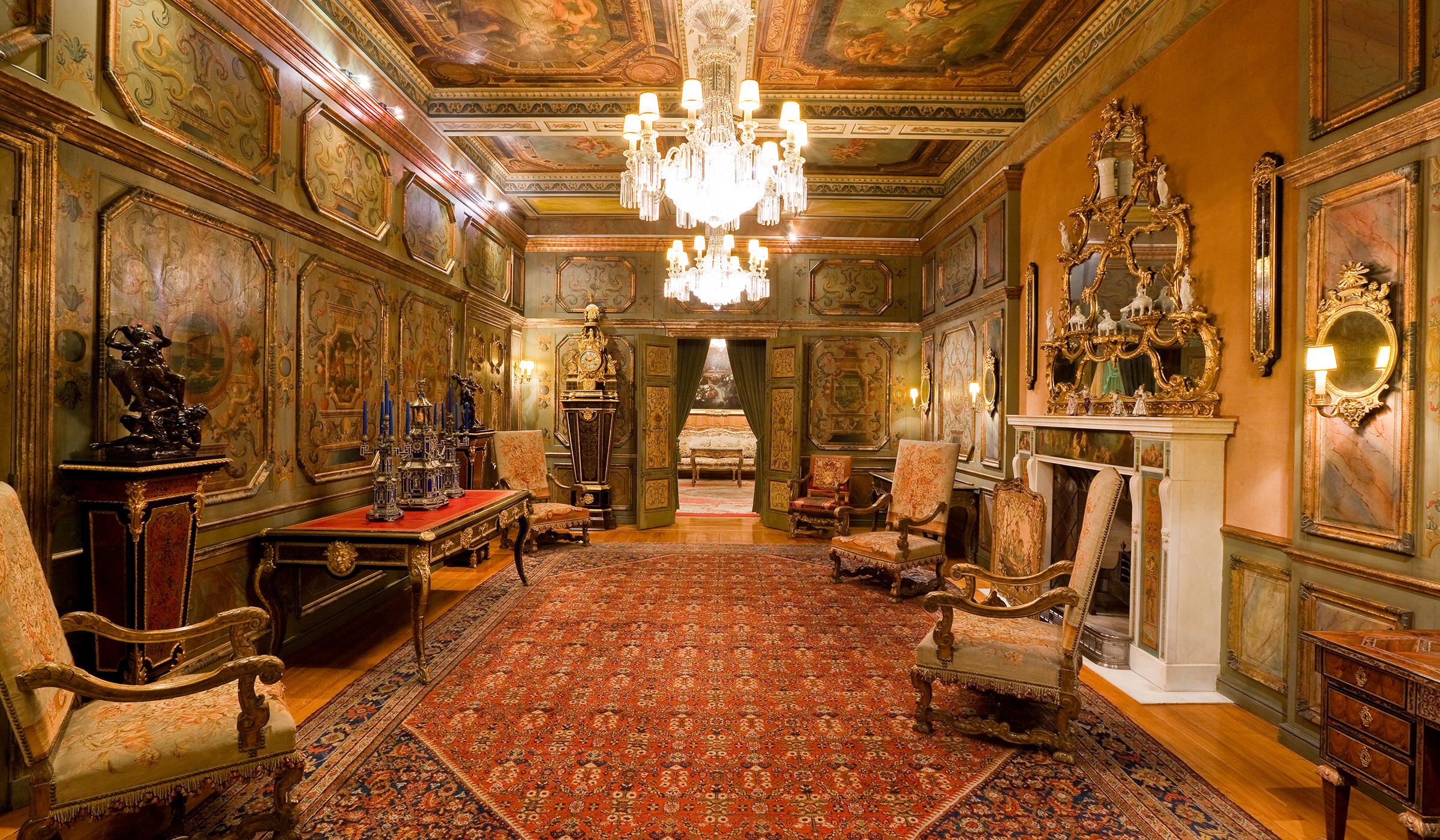 Sala Luís XIV