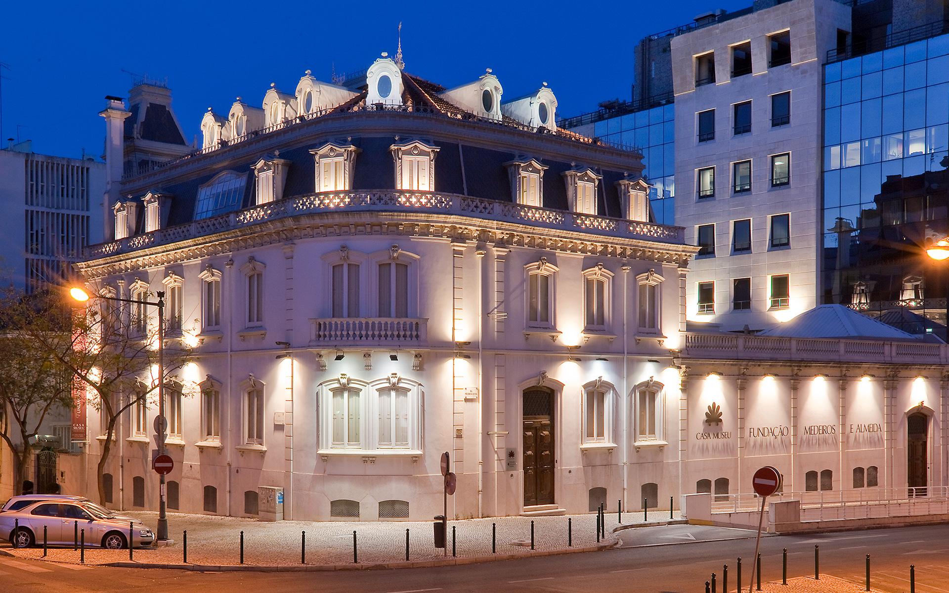 Casa-Museu-Fachada
